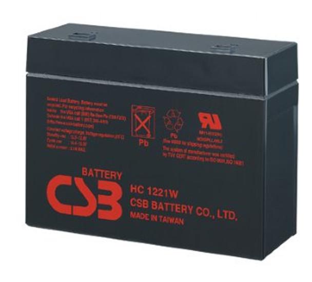 CSB / Prism HC1221W UPS Battery