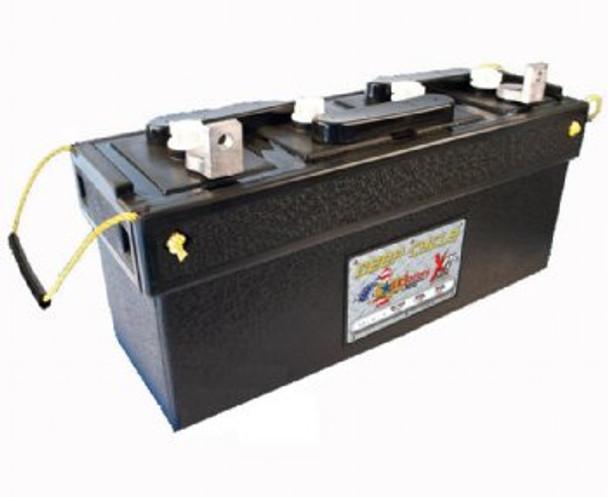 13-4-1  8 Volt Marine Battery