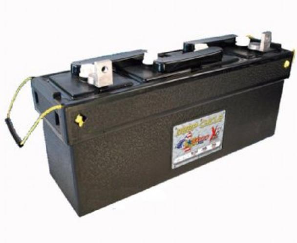 15-4-1  8 Volt Marine Battery