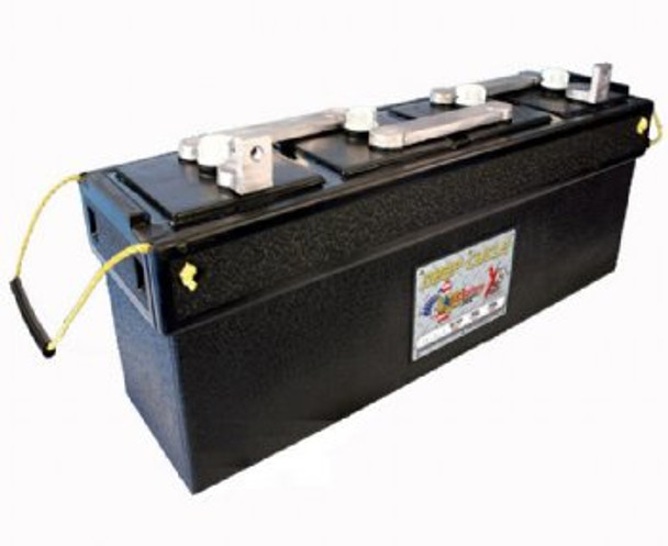 17-4-1  8 Volt Marine Battery