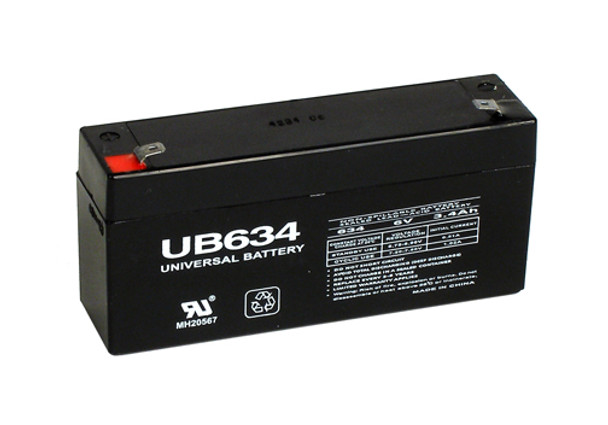 Eagle Picher CF-6V3.4 Emergency Lighting Battery