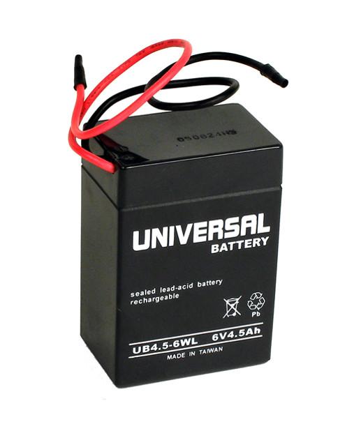 Edwards 1624 Emergency Lighting Battery