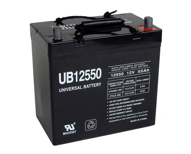 22NF Deep Cycle Battery - UB12550