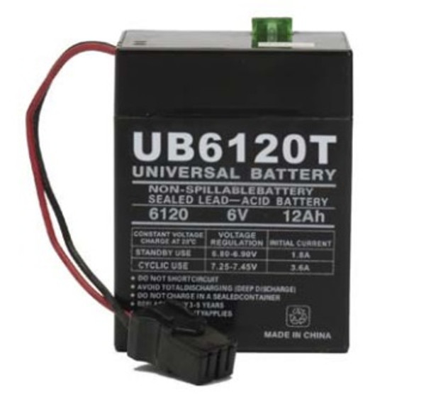 Emergi-lite 12LSM7 Emergency Lighting Battery - UB6120