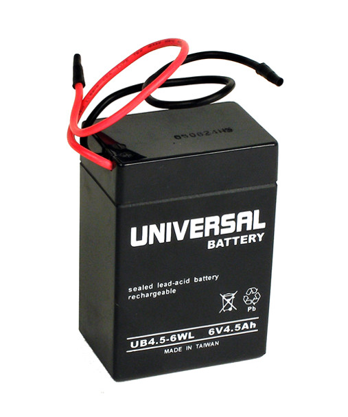 EXIDE S100 Emergency Lighting Replacement Battery