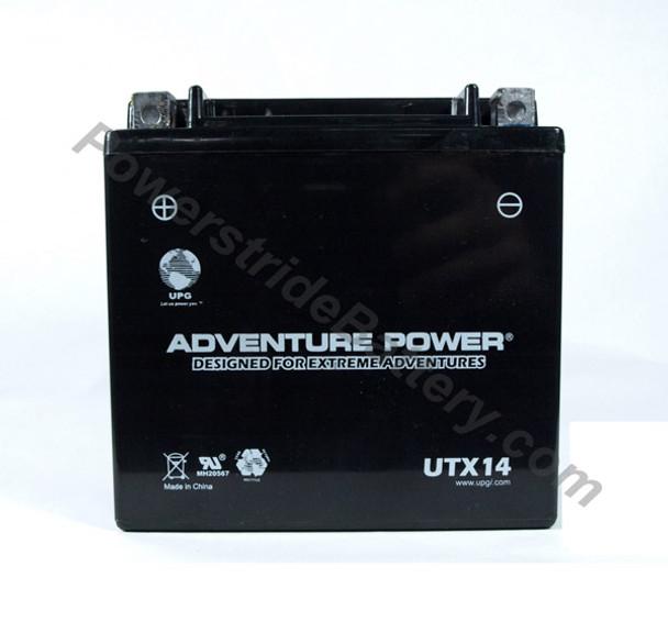 Kawasaki KVF650-A ATV Battery - UTX14