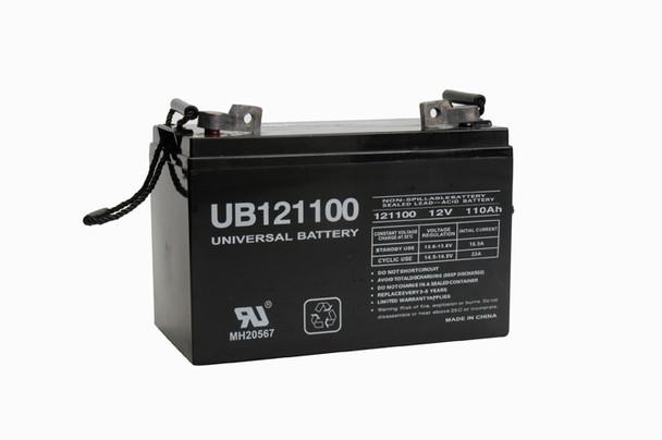 Kubota L260 Opt. L-Series Tractor Battery