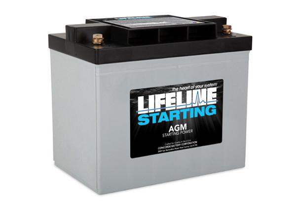 Lifeline GPL-1400T Starting Battery
