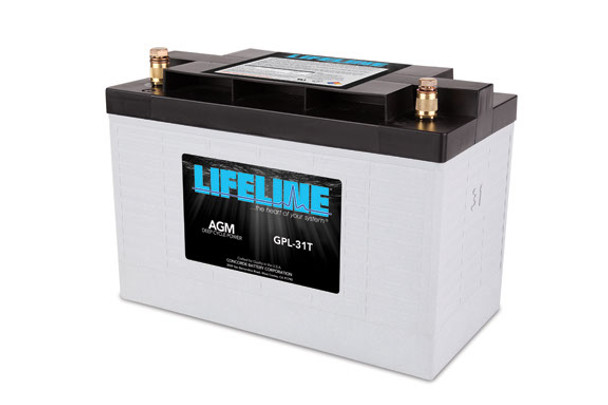 Lifeline GPL-31T Deep Cycle AGM Battery