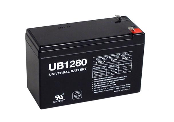 Lightalarms 8XJBRA Emergency Lighting Battery