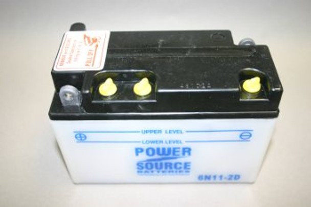 6N11-2D Battery by Power Source