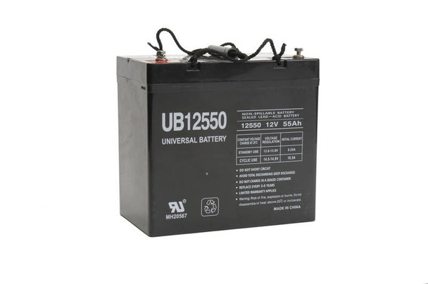 MAXRATE MR12-210 Replacement Battery