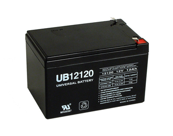 Merits Health Products Pioneer (S538) Wheelchair Battery