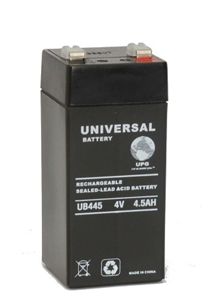 National Power GF010R7 Battery Replacement