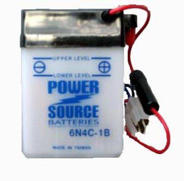 6N4C-1B Motorcycle Battery