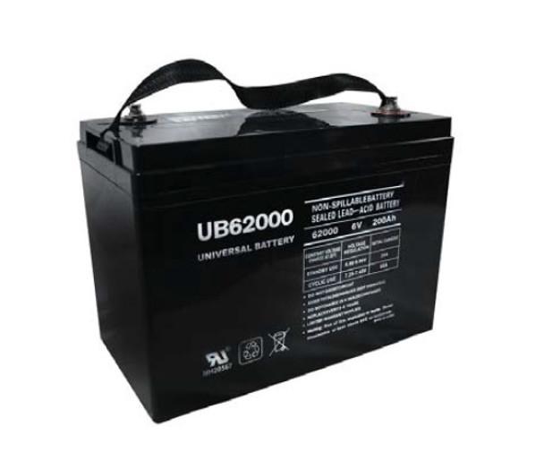 6V Group 27 Battery - 6V 200AH Battery - UB62000 (45969)