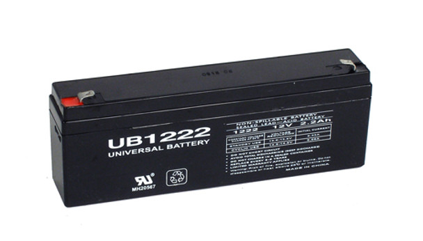 Pacetronics NI Pacer 1  Battery