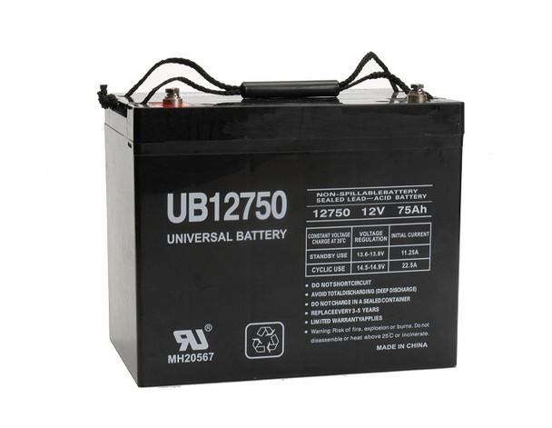 Permobil C500: Street Corpus Wheelchair Battery
