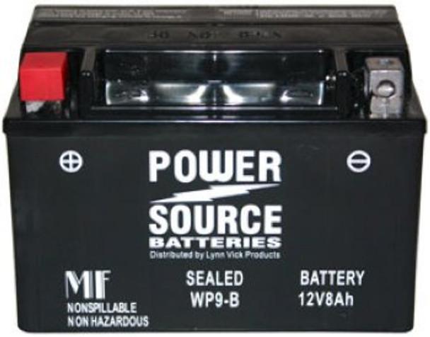9-B | Lawn Mower Battery
