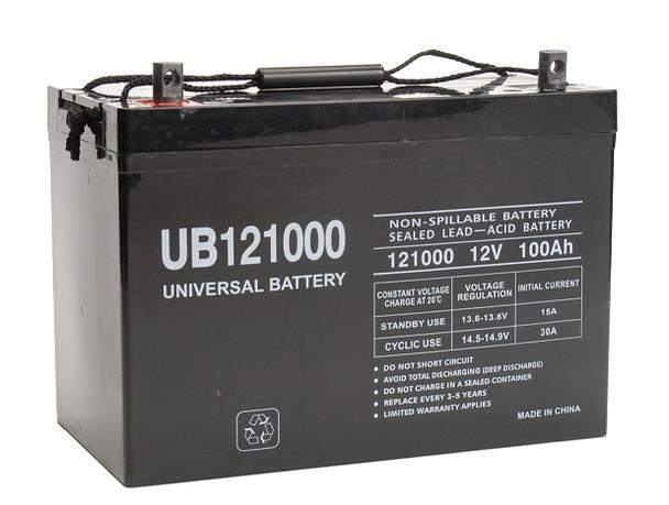 Permobil Trax AGM Wheelchair Battery