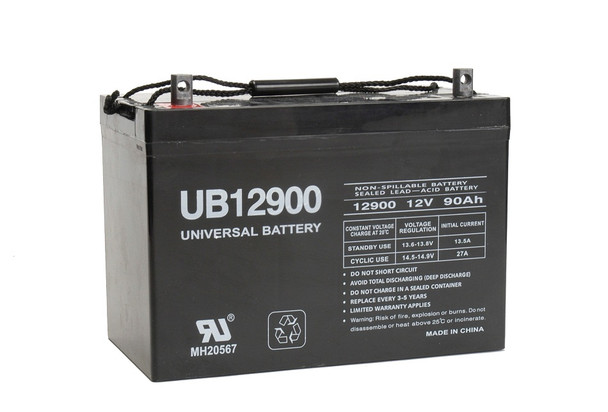 Powersonic PS-12800 Battery Compatible Replacement