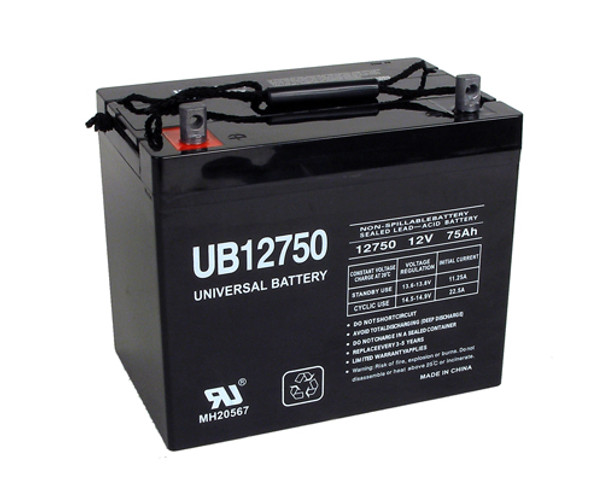 Pride Quantum 6000 Wheelchair Battery