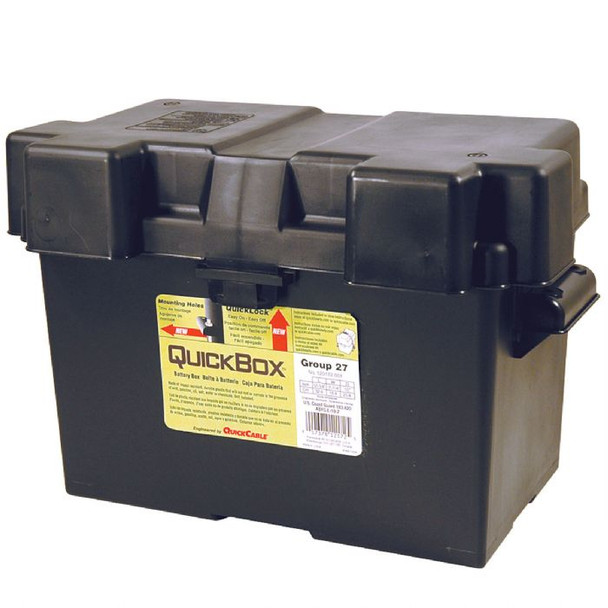 Quick Cable Group 27 Battery Box
