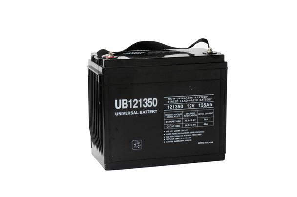 UB121350 - 12 Volt 135 Ah AGM Battery (40994)