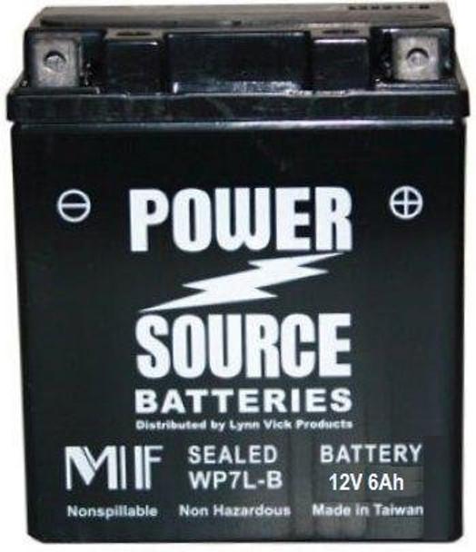 Suzuki DR250S ES Motorcycle Battery