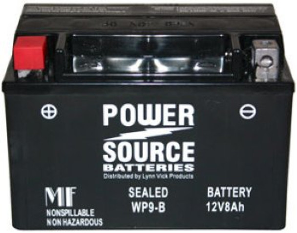 Suzuki RF600R, S Motorcycle Battery