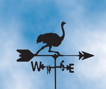 Ostrich Weathervane