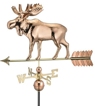 Moose Weathervane 1