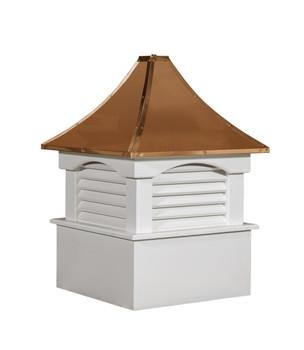 Arched Morton cupolas