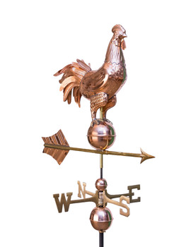 3D Rooster Weathervane