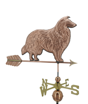 Collie Weathervane