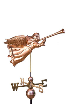 Angel Weathervane 1