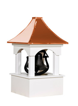 Bell tower cupola
