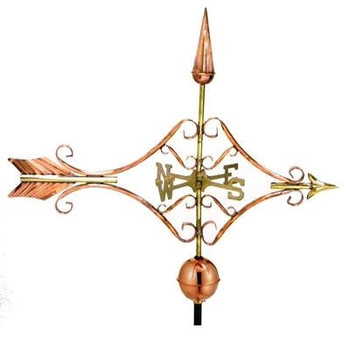 Victorian Arrow Weathervane 1