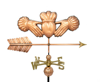 Claddaugh Weathervane