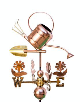 Watering Can Weathervane