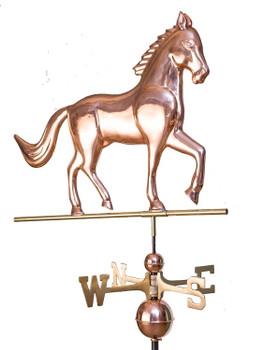 Show Horse Weathervane