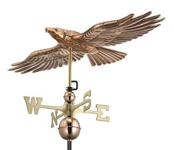 Soaring Hawk Weathervane 1