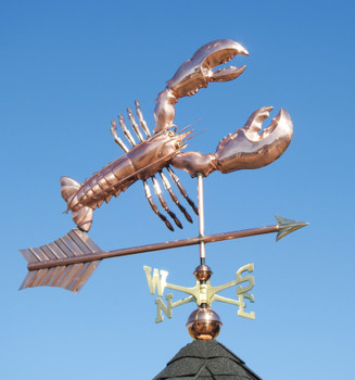 Lobster Weathervane 1