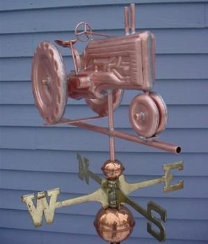Tractor Weathervane 1
