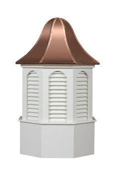 Pinnacle cupolas