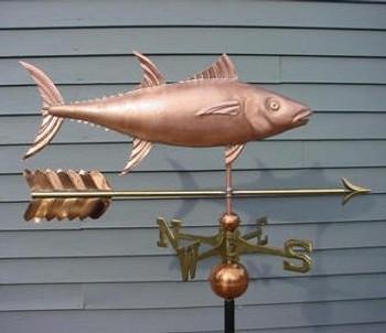 Tuna Weathervane