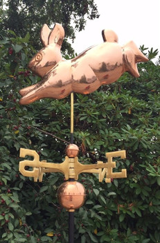 Bunny Rabbit Weathervane