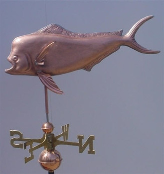 Dolphinfish (Mahi Mahi) Weathervane