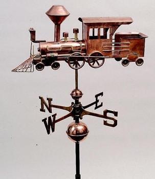 Train Weathervane 1