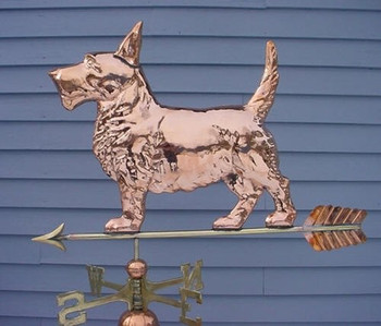 Terrier Weathervane 1